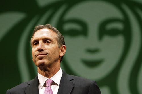 Starbucks : changement de CEO