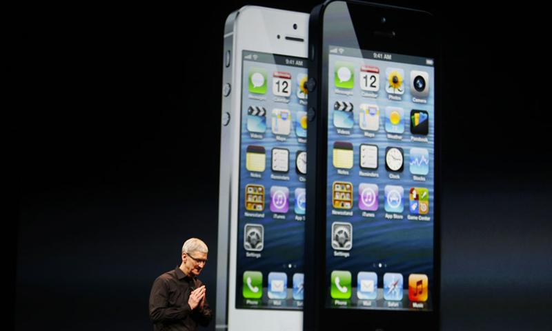 Apple : l'iPhone 5 arrive en Chine !