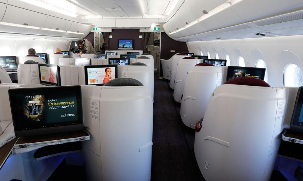 Qatar Airways entre dans le groupe LATAM