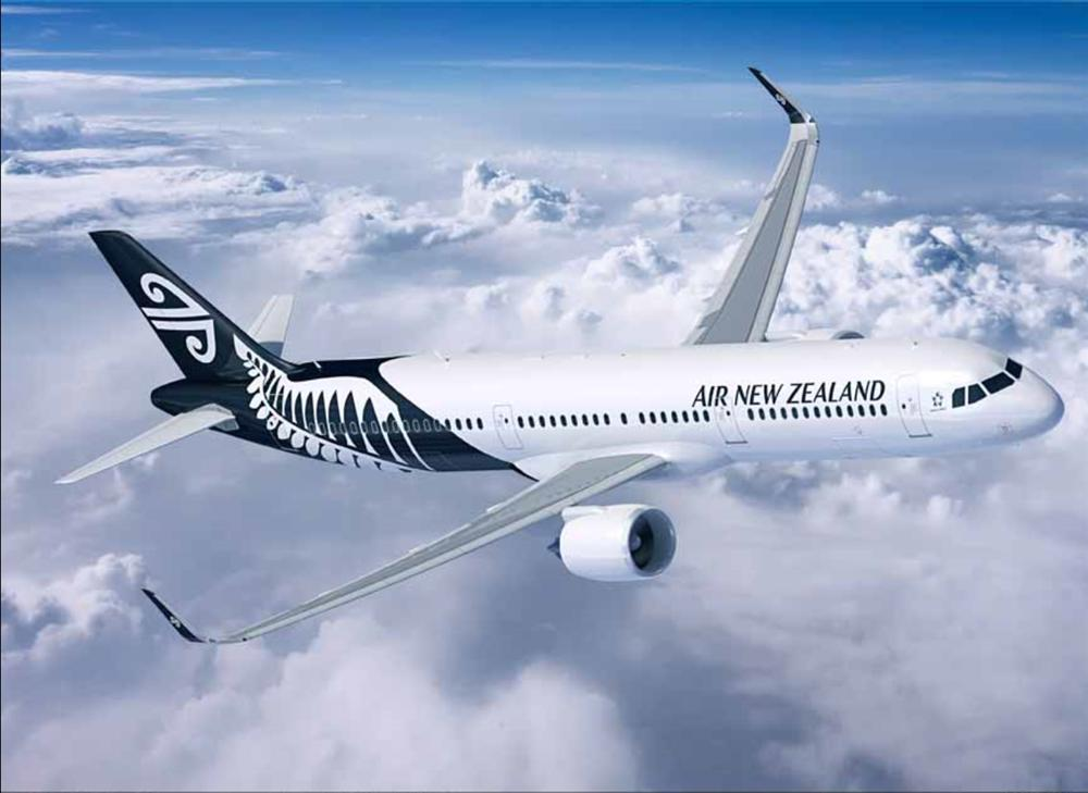 Airbus, A321neo, Air New Zealand