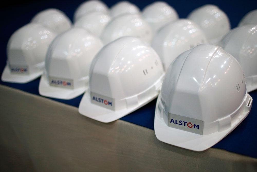 Alstom: Hollande veut