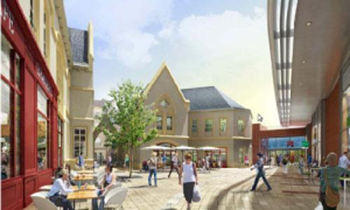 Altarea inaugure son centre commercial au coeur de thionville for Piscine thionville