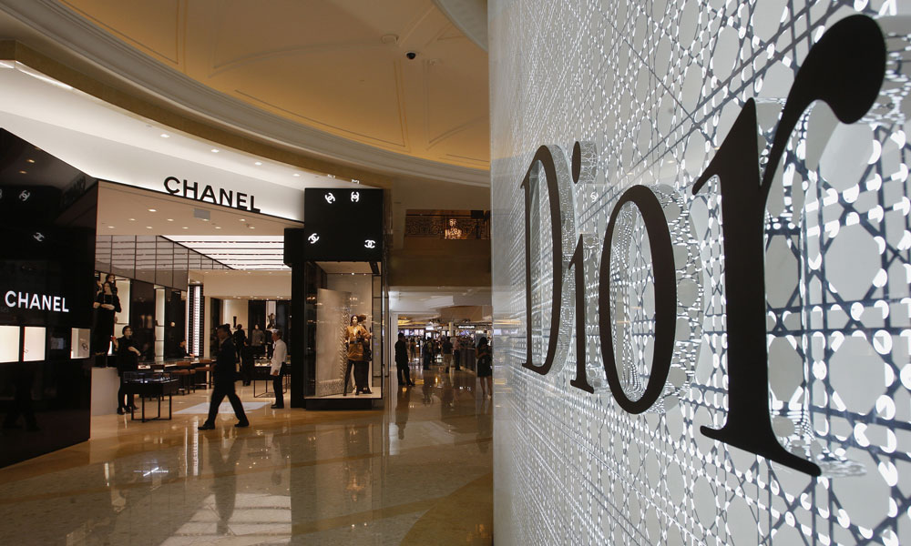 chanel bon marche store - photo#30