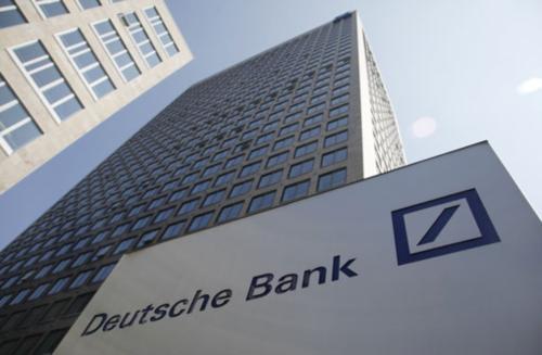 Deutsche Bank : Plonge sur un risque d'amende salée