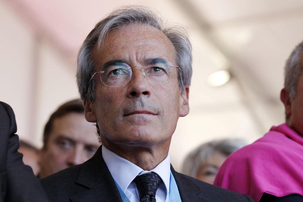 SNCF : la nomination de <b>Frédéric Saint</b>-Geours divise les syndicats. - l_frederic-saint-geours