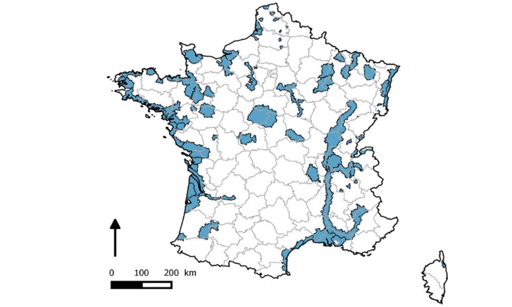 Grippe aviaire : les communes à risque élevé dans le Nord-ouest Vendée