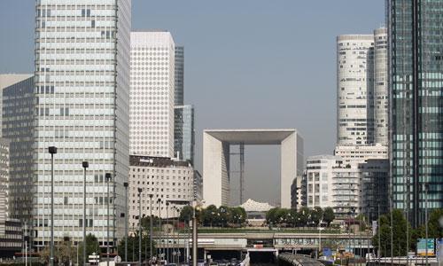 Immobilier la construction d 39 immeuble de bureaux devrait for Appartement atypique ile de france