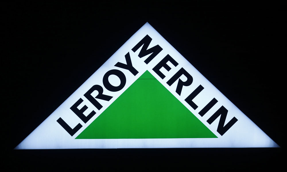 Sqli wax interactive d veloppe une borne interactive pour le rayon peinture - Planelle leroy merlin ...