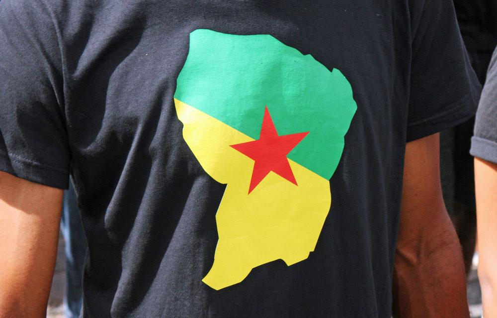 Le mouvement se poursuit en Guyane pas d'accord sur le plan d'aide