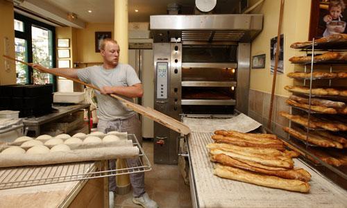 introductions le boulanger poulaillon aux fourneaux sur. Black Bedroom Furniture Sets. Home Design Ideas