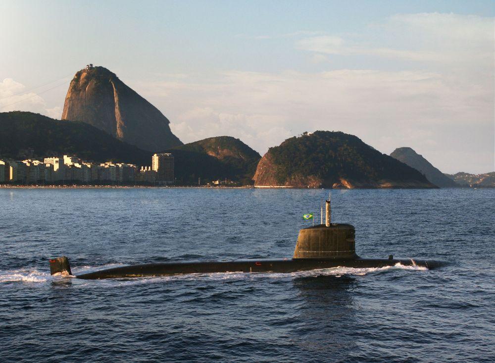Le sous-marin Scorpène a des fuites — DCNS
