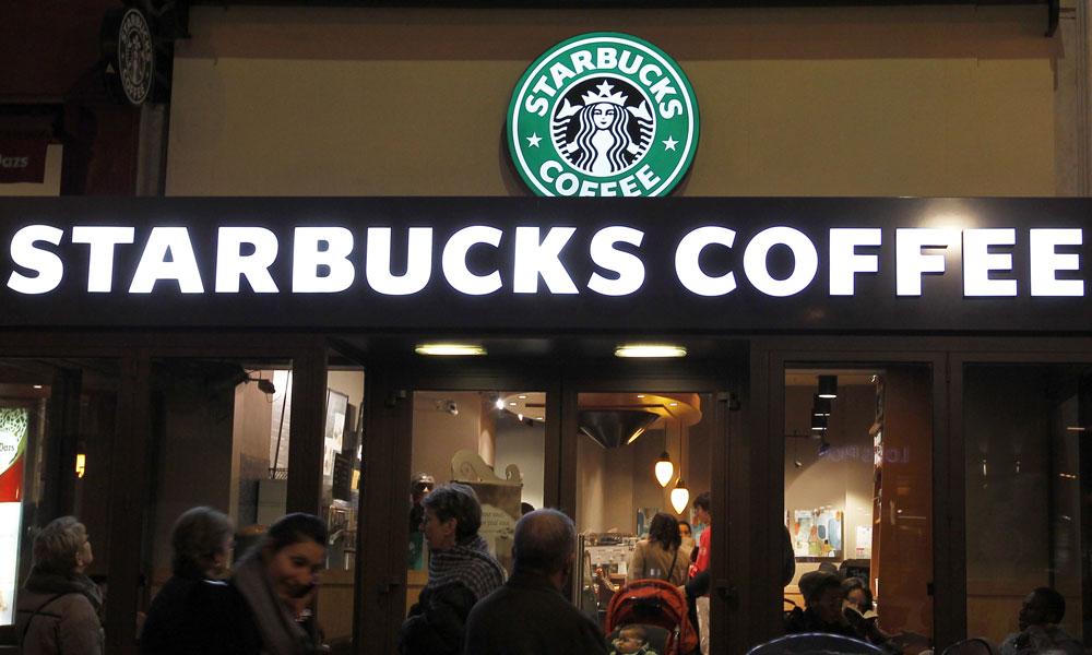 Starbucks Lance 224 Son Tour Une Machine 224 Caf 233 224 Dosettes