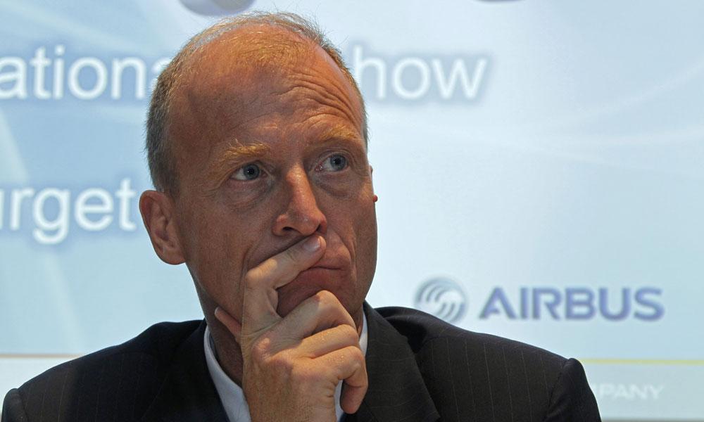 Le patron d'Airbus