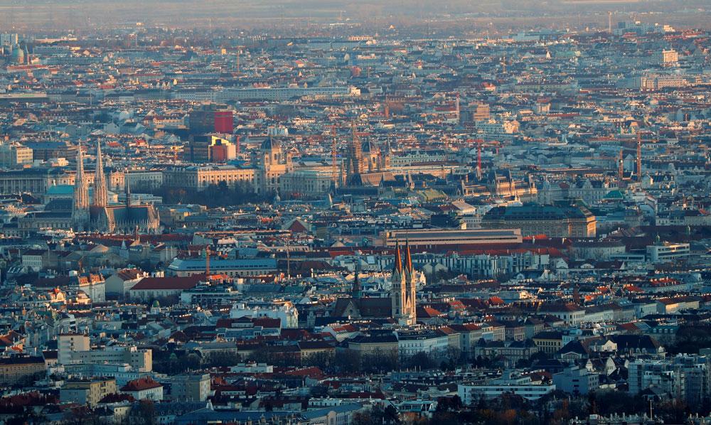 Vienne, la ville la plus agréable à vivre
