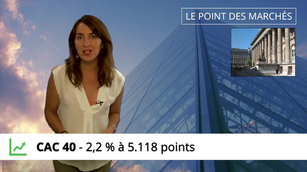 Point hebdo : l'euro plombe le marché