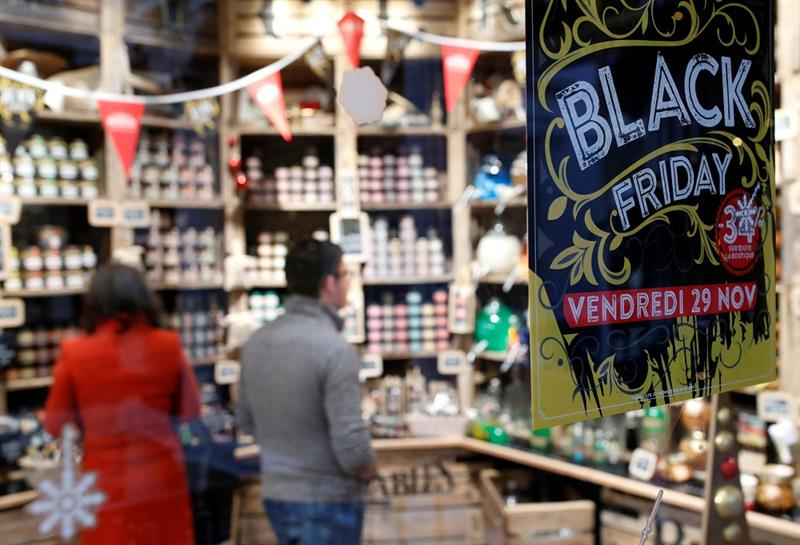 Black Friday : nouveau record de transactions par carte bancaire en France